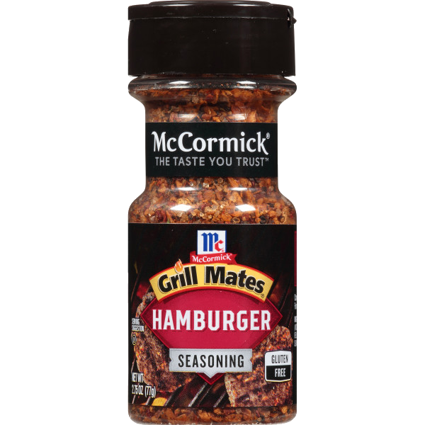 McCormick® Grill Mates® Hamburger Seasoning