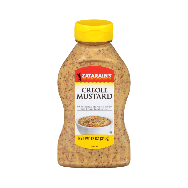 Zatarain's® Creole Mustard Squeeze Bottle