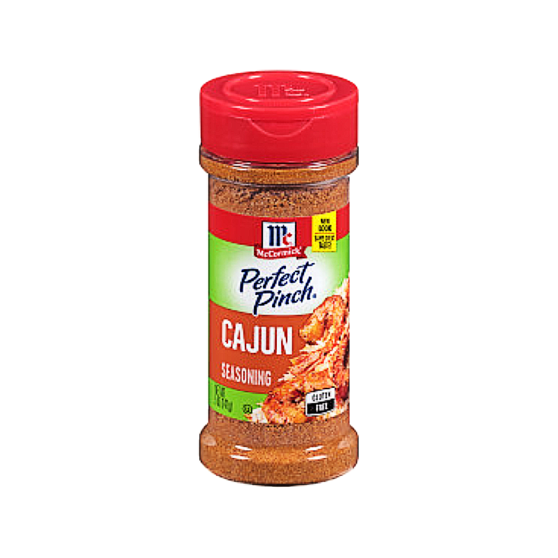 McCormick® Perfect Pinch® Cajun Seasoning