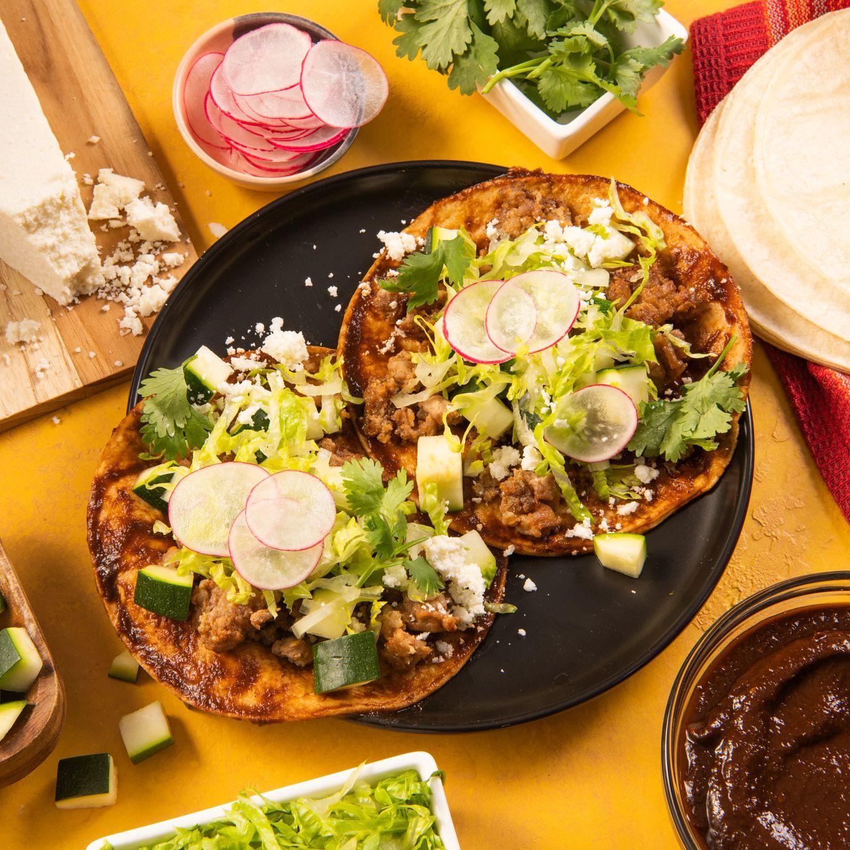 Enchiladas de Suelo