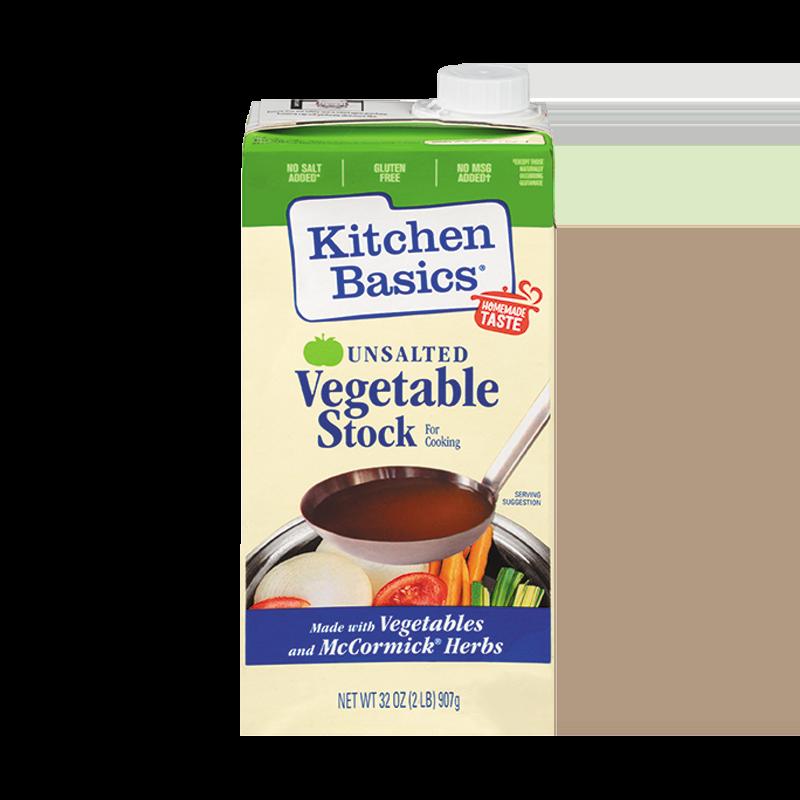 kitchen basics unsalted vegetable stock