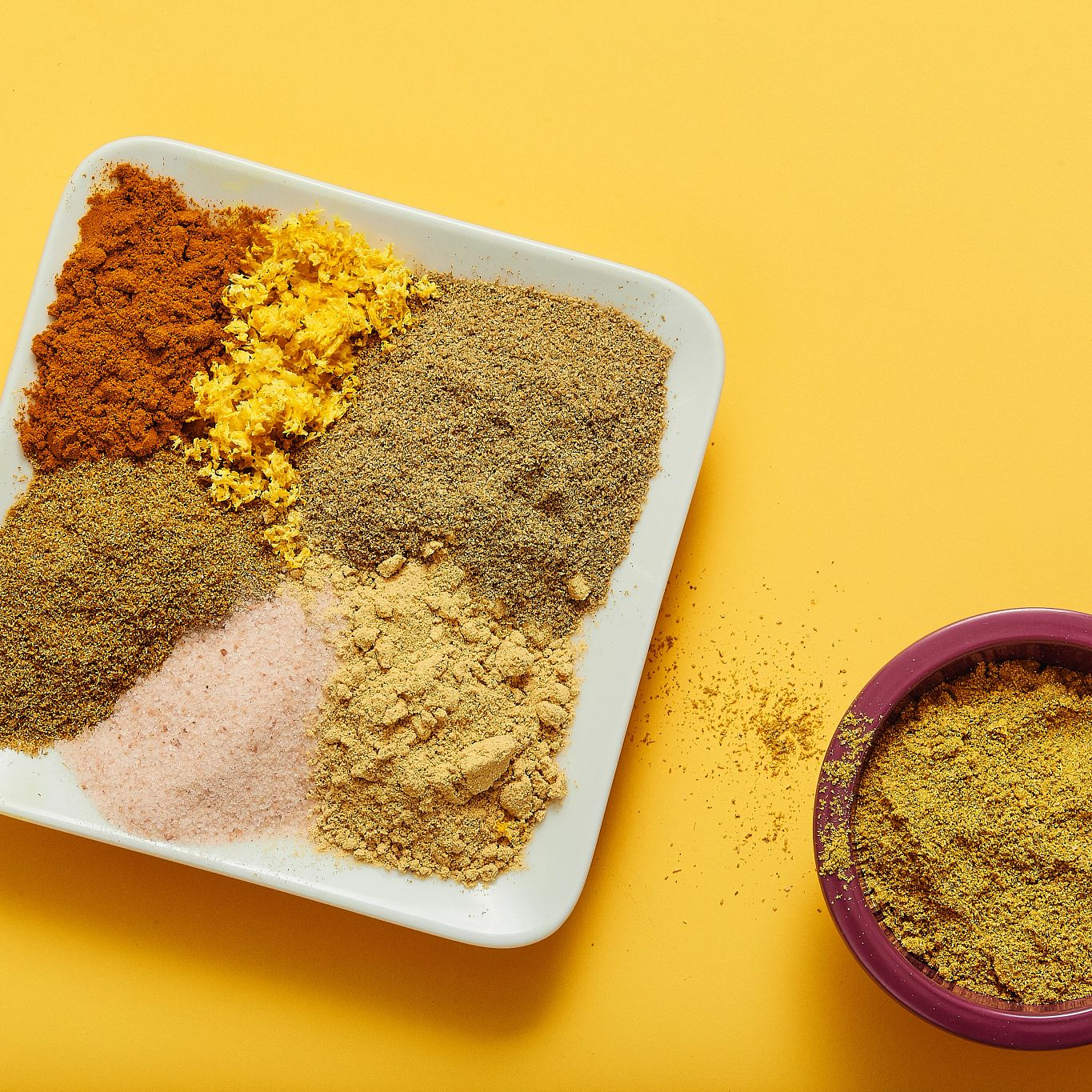 Physiological Eating  Six Tastes Spice Blend