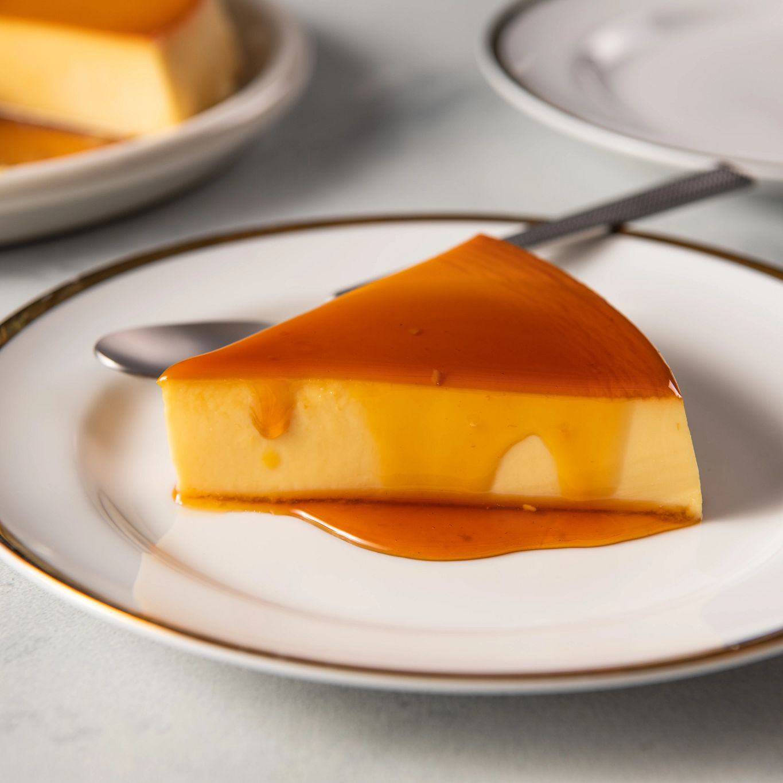 Creamy Cheese Flan