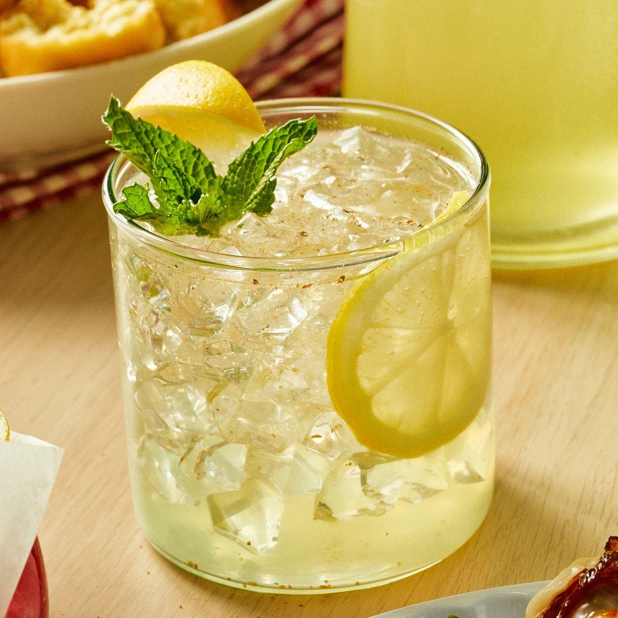 Humble Nosh Chaat Lemonade