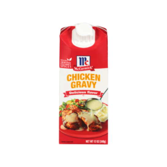 McCormick® Simply Better Chicken Gravy