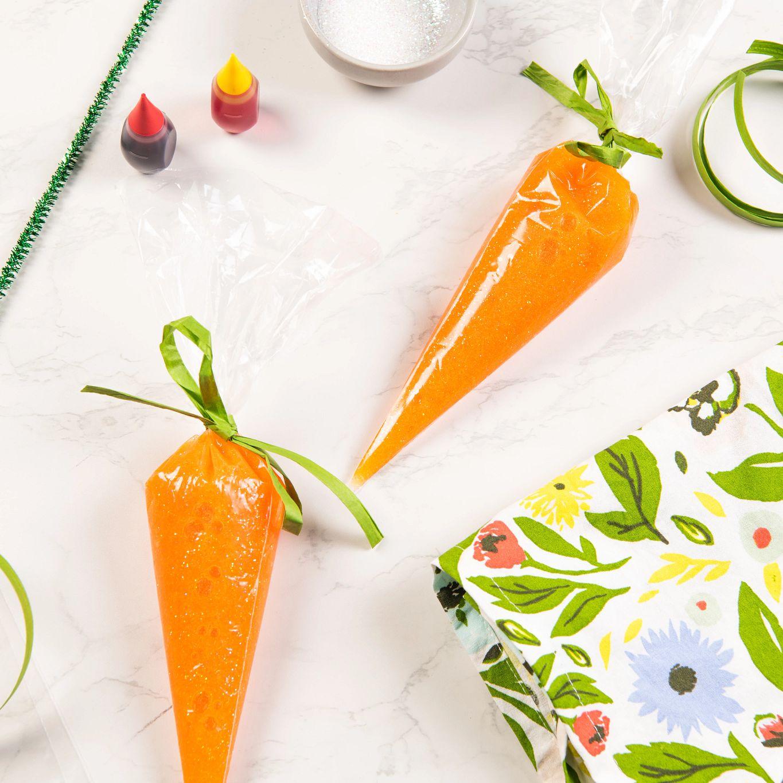 easter carrot slime