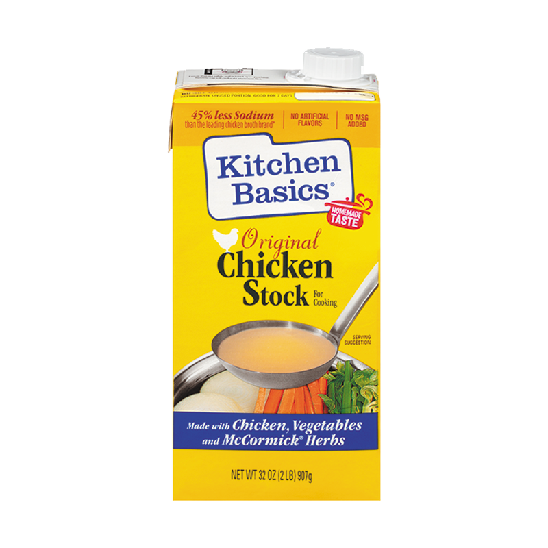 Kitchen Basics® All Natural Original Chicken Stock