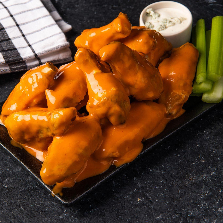 Mild Buffalo Chicken Wings Recipe Frank S Redhot Us