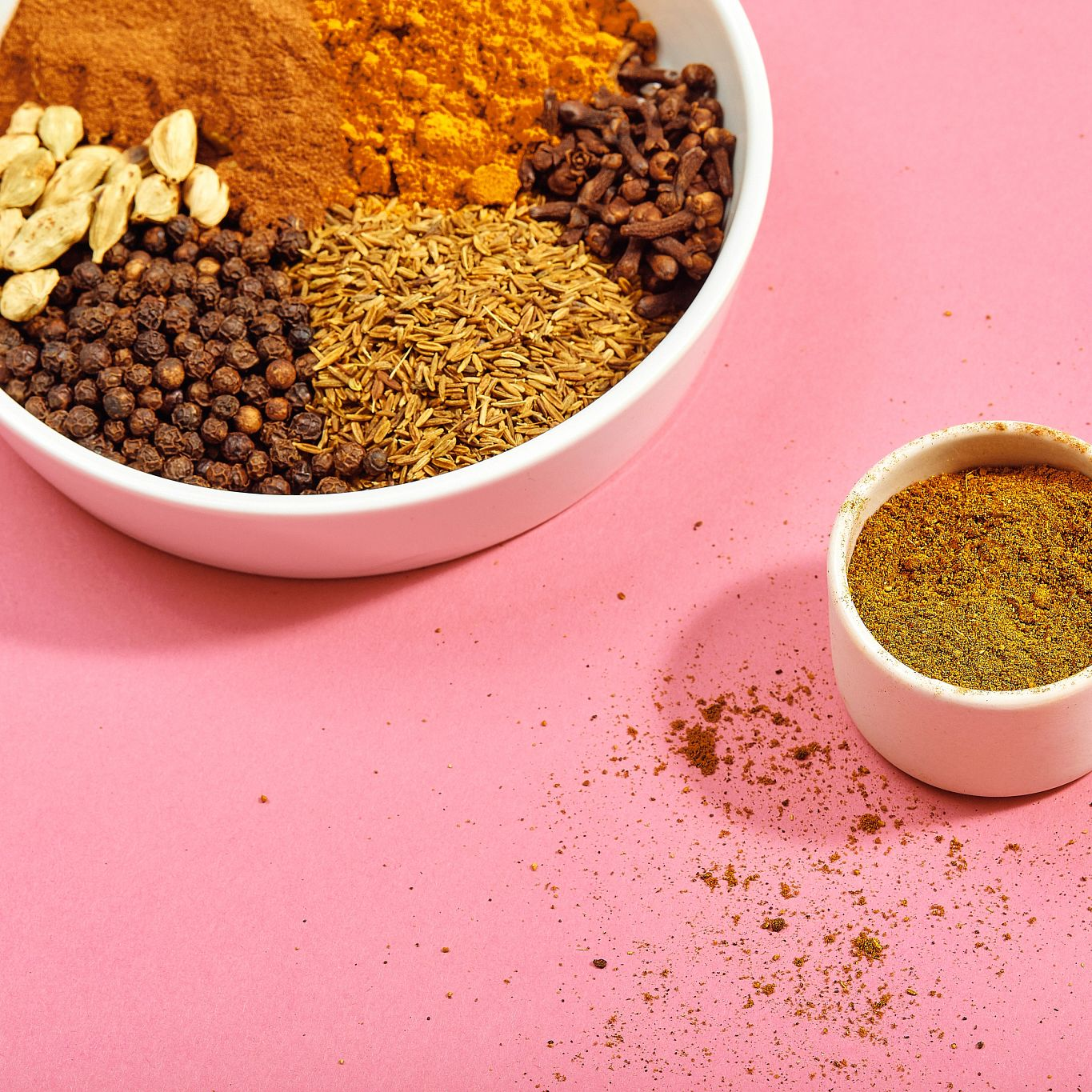 Physiological Eating Warming Spice Blend