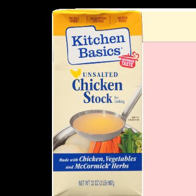 Kitchen Basics Unsalted Chicken Stock Kitchen Basics