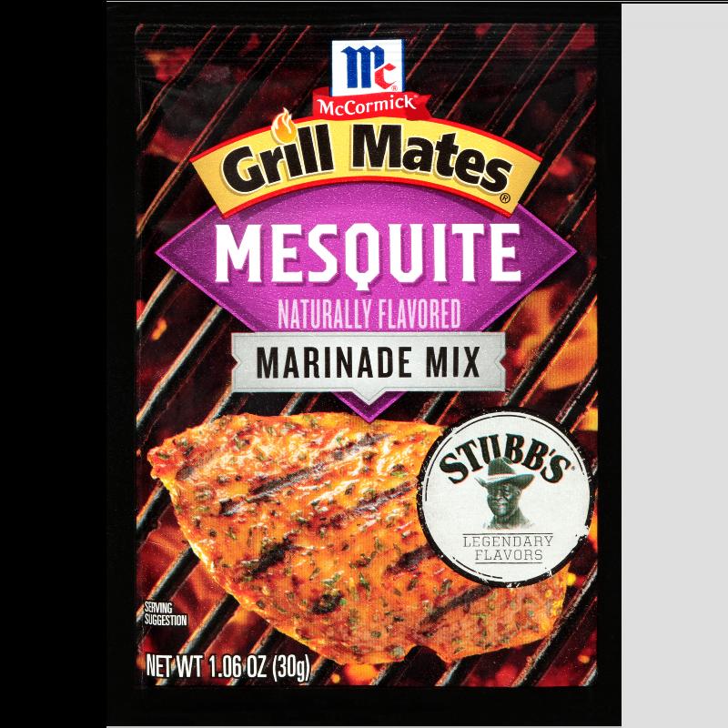McCormick® Grill Mates® Mesquite Marinade