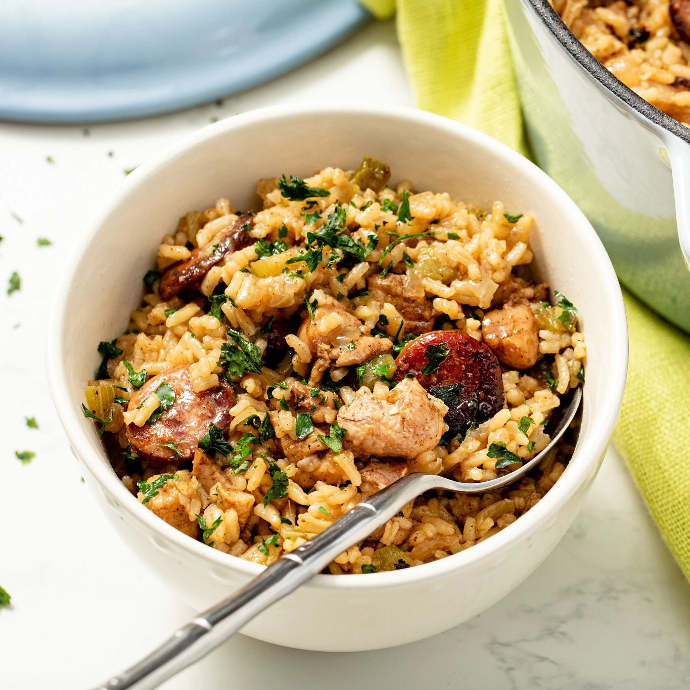 Easy Jambalaya Rice