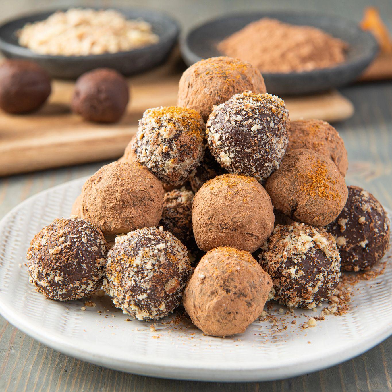OLD BAY Chocolate Truffles
