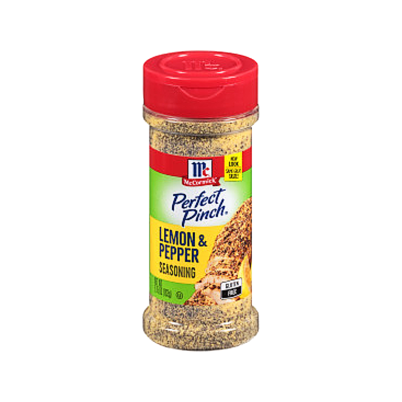 McCormick® Perfect Pinch® Lemon & Pepper Seasoning