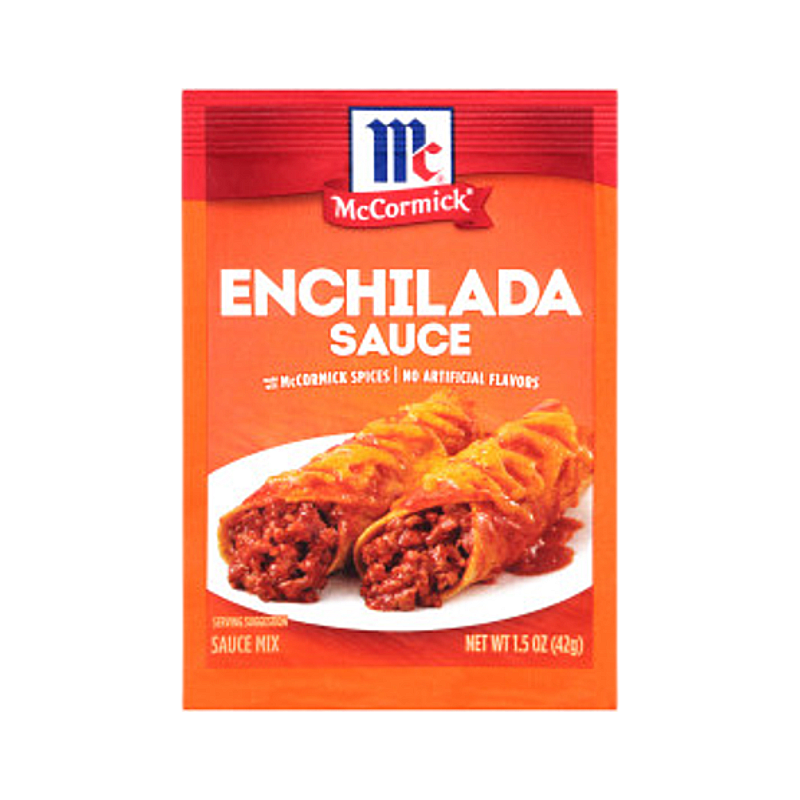 McCormick® Enchilada Sauce Mix