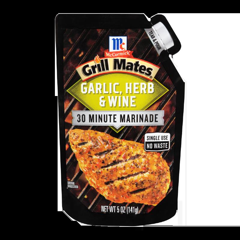 McCormick Grill Mates Garlic, Herb & Wine 30 Minute Marinade 800x800.png